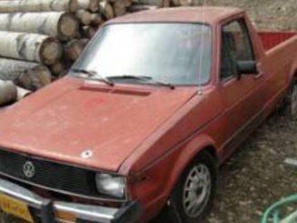 Volkswagen (VW) Rabbit Pickup Truck (1980-1983) For Sale in Alaska