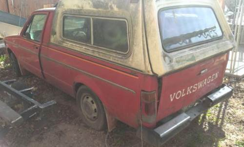 1980 volkswagen rabbit 1 6 diesel pickup for sale in kimberly idaho. Black Bedroom Furniture Sets. Home Design Ideas