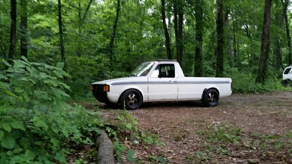 1982 Volkswagen Rabbit V4 Pickup Truck For Sale Strawberry ...