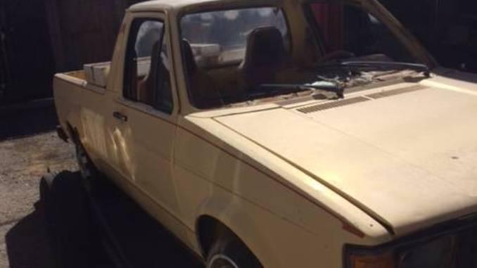 1981 Volkswagen Rabbit Pickup Truck For Sale in Lakewood, CO
