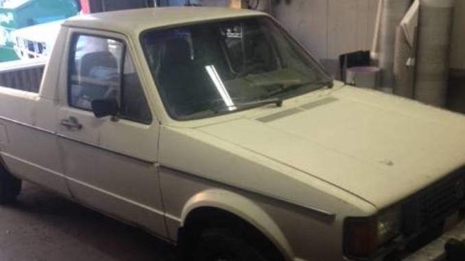 1981 Volkswagen Rabbit Manual Pickup Truck For Sale in ...