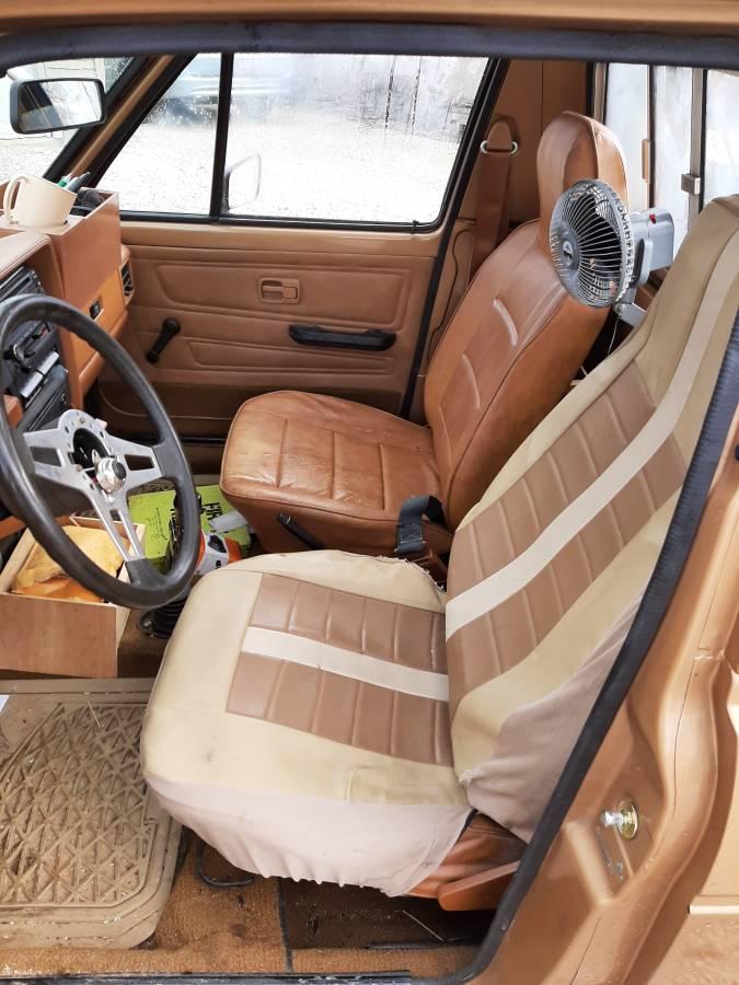 1982 Volkswagen Rabbit 1.5L 4cyl Pickup Truck For Sale in ...
