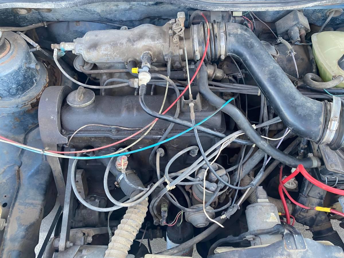 1980 Volkswagen Rabbit 5spd Project Pickup Truck For Sale ...